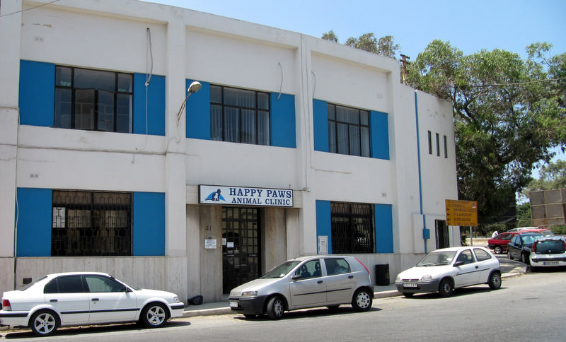 The Happy Paws Animal Clinic in Marsa